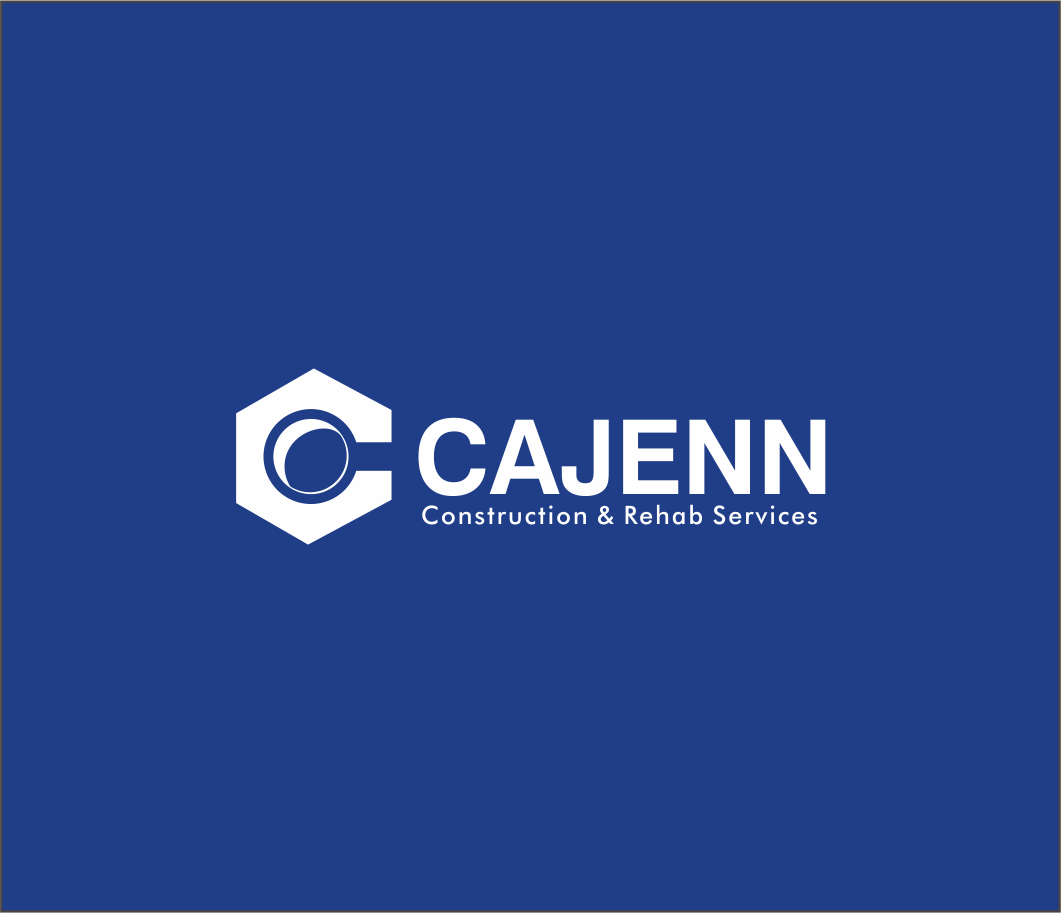 Logo Design by Armada Jamaluddin - Entry No. 278 in the Logo Design Contest New Logo Design for CaJenn Construction & Rehab Services.