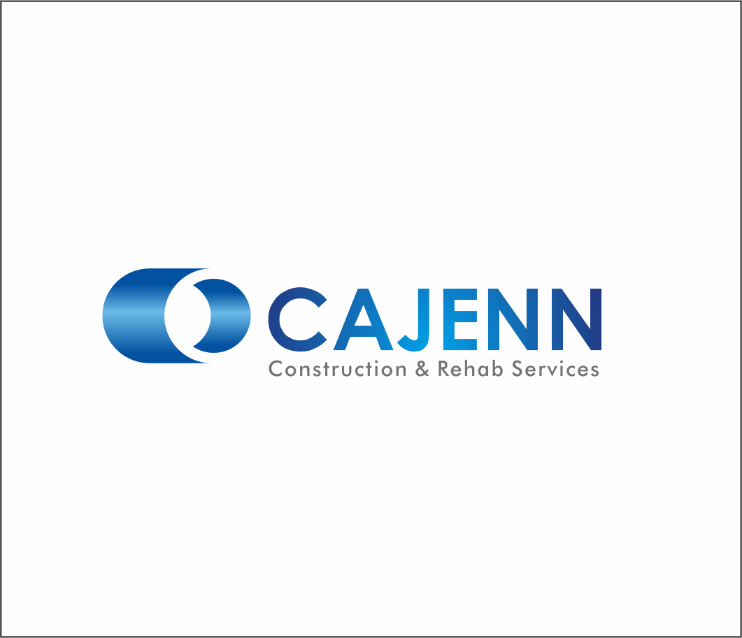 Logo Design by Armada Jamaluddin - Entry No. 282 in the Logo Design Contest New Logo Design for CaJenn Construction & Rehab Services.