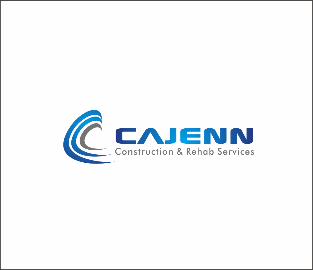 Logo Design by Armada Jamaluddin - Entry No. 288 in the Logo Design Contest New Logo Design for CaJenn Construction & Rehab Services.