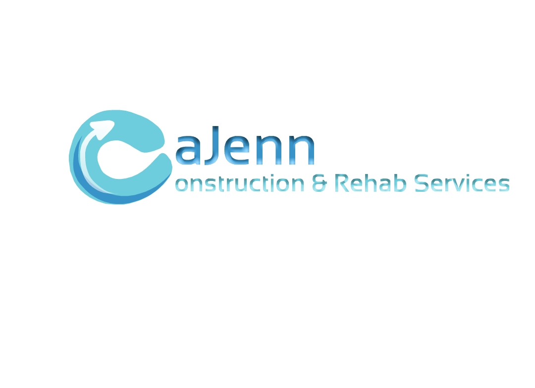 Logo Design by Marco Paulo Jamero - Entry No. 293 in the Logo Design Contest New Logo Design for CaJenn Construction & Rehab Services.