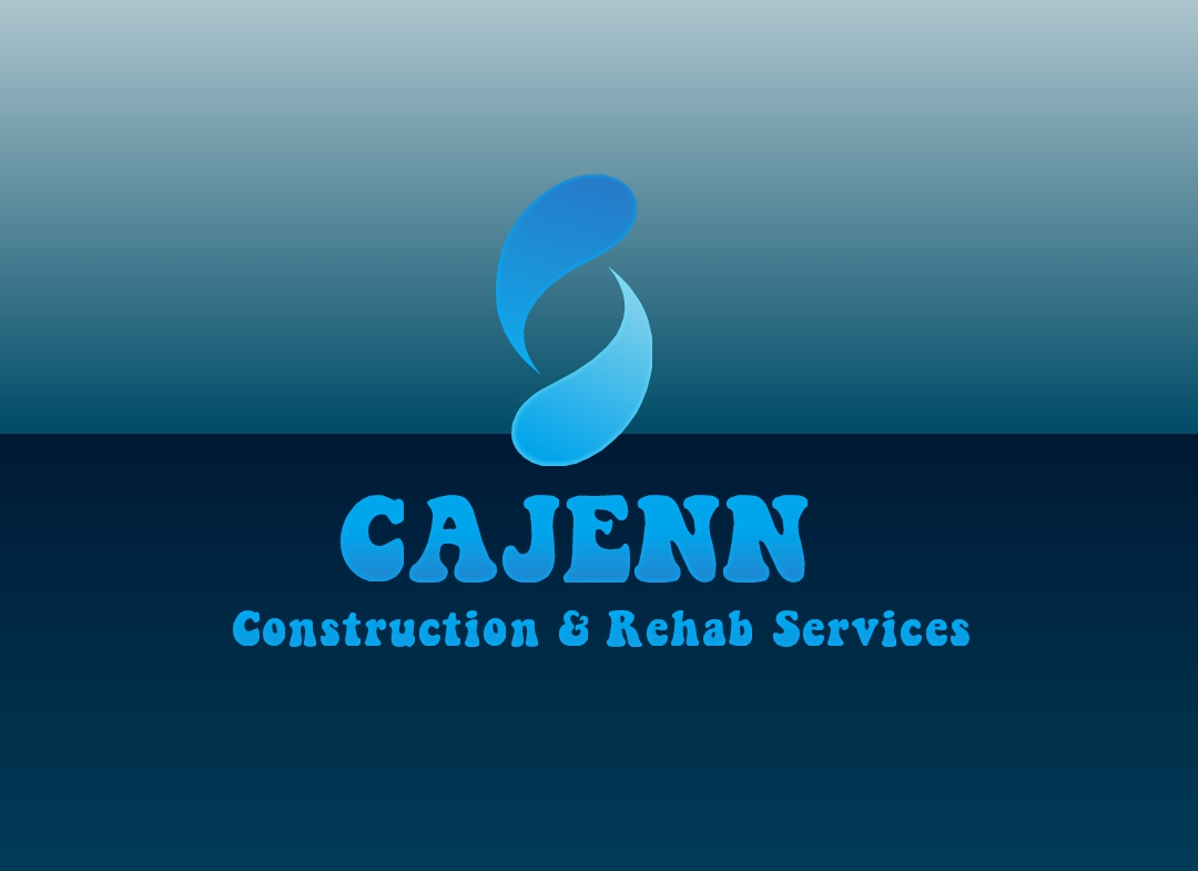 Logo Design by Marco Paulo Jamero - Entry No. 296 in the Logo Design Contest New Logo Design for CaJenn Construction & Rehab Services.