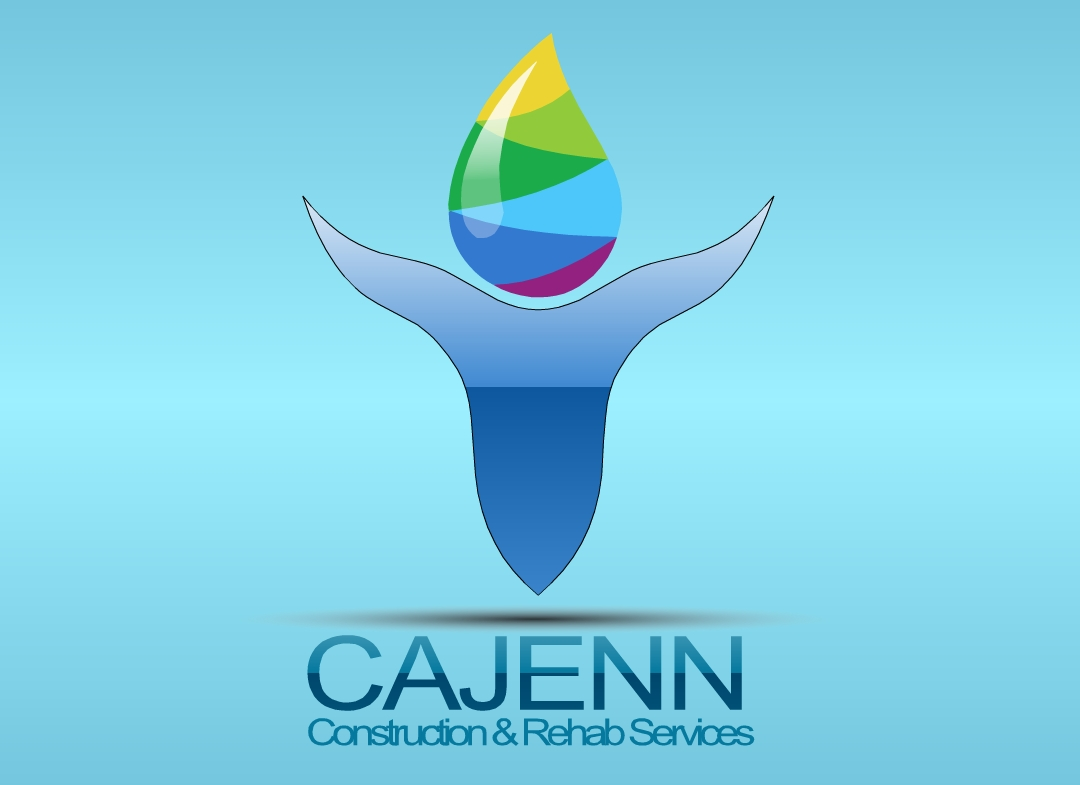 Logo Design by Marco Paulo Jamero - Entry No. 302 in the Logo Design Contest New Logo Design for CaJenn Construction & Rehab Services.
