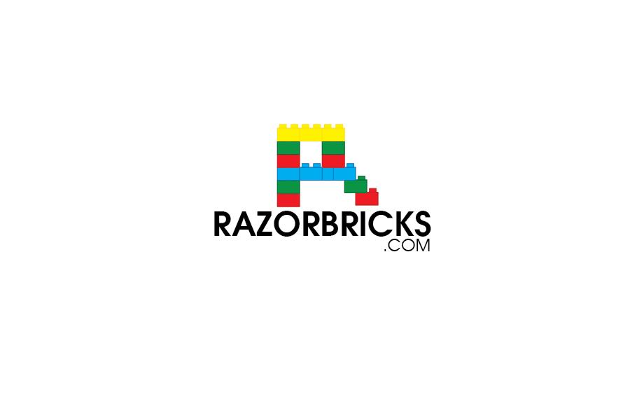 Logo Design by Private User - Entry No. 27 in the Logo Design Contest Unique Logo Design Wanted for razorbricks.com.