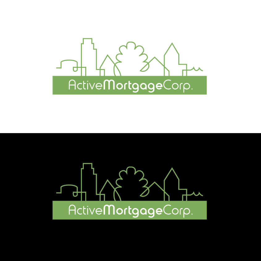 Logo Design by limix - Entry No. 60 in the Logo Design Contest Active Mortgage Corp..