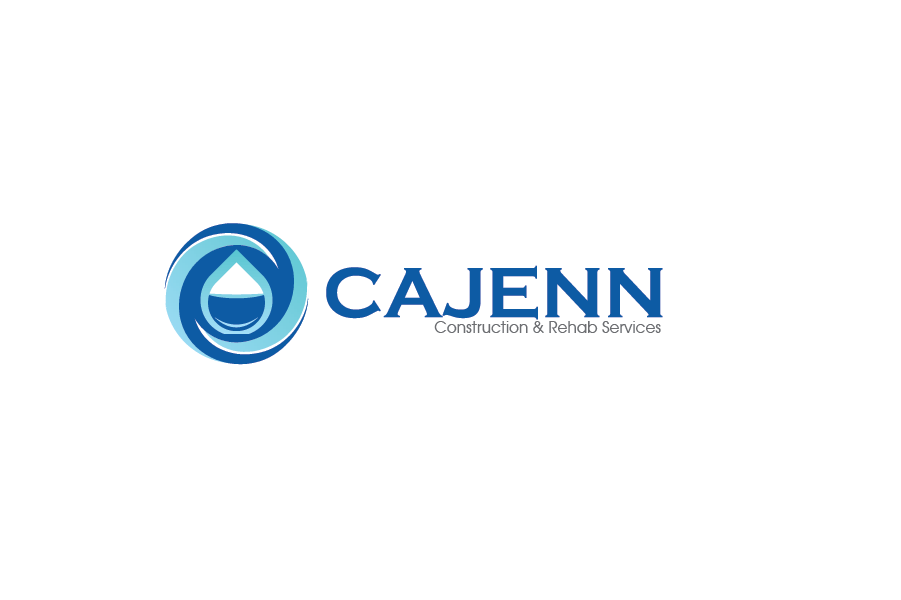 Logo Design by brands_in - Entry No. 320 in the Logo Design Contest New Logo Design for CaJenn Construction & Rehab Services.