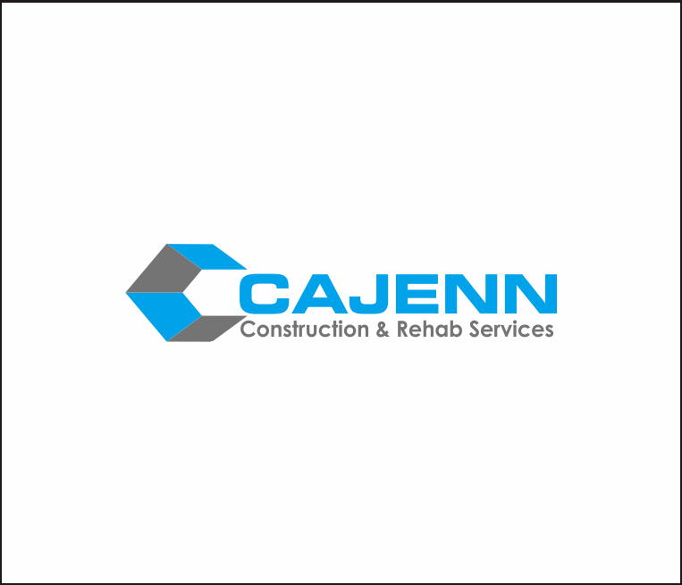 Logo Design by Armada Jamaluddin - Entry No. 321 in the Logo Design Contest New Logo Design for CaJenn Construction & Rehab Services.