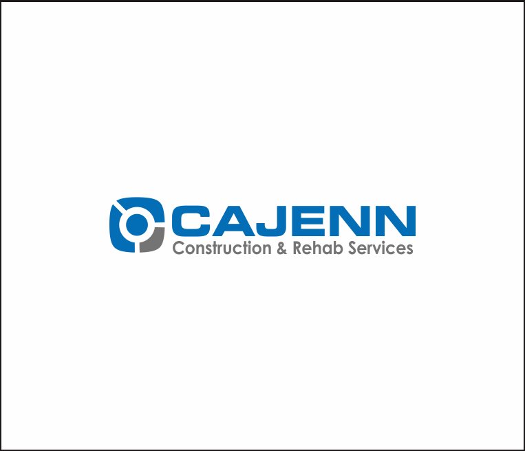 Logo Design by Armada Jamaluddin - Entry No. 322 in the Logo Design Contest New Logo Design for CaJenn Construction & Rehab Services.