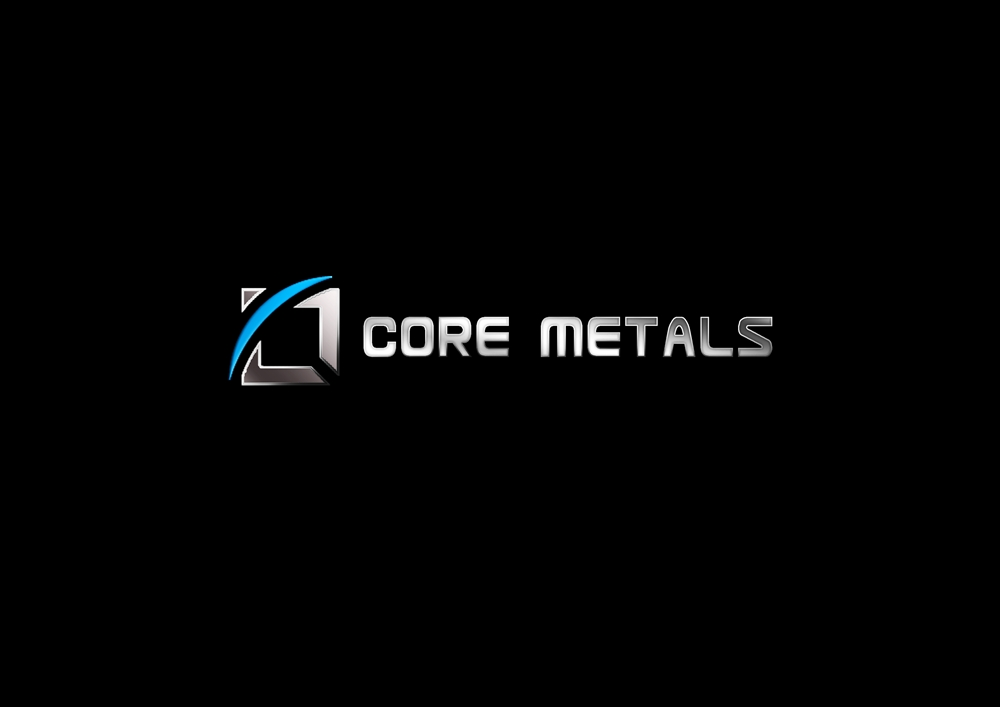 Logo Design by Respati Himawan - Entry No. 6 in the Logo Design Contest New Logo Design for Core Metals Inc.
