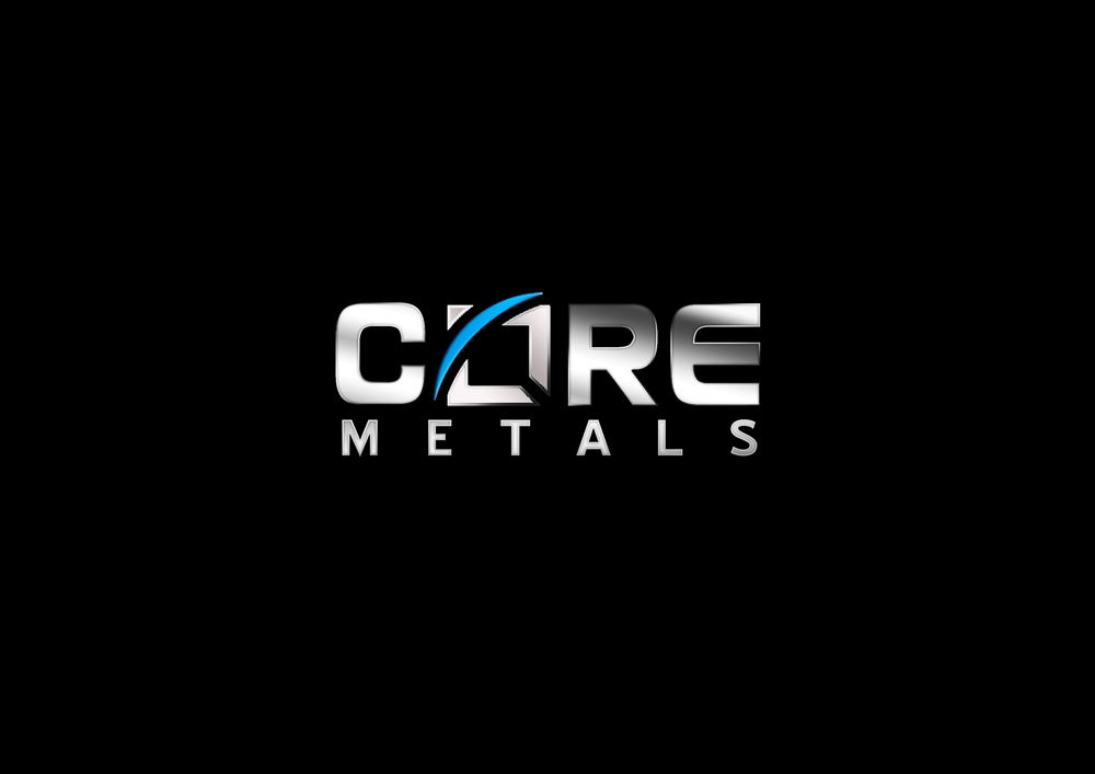 Logo Design by Respati Himawan - Entry No. 7 in the Logo Design Contest New Logo Design for Core Metals Inc.