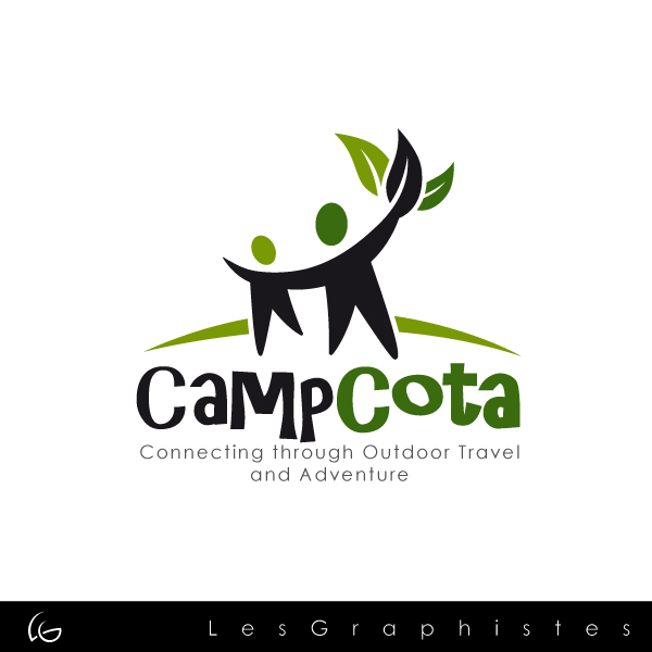 Logo Design by Les-Graphistes - Entry No. 87 in the Logo Design Contest CAMP COTA.