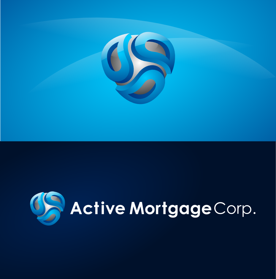 Logo Design by Private User - Entry No. 63 in the Logo Design Contest Active Mortgage Corp..