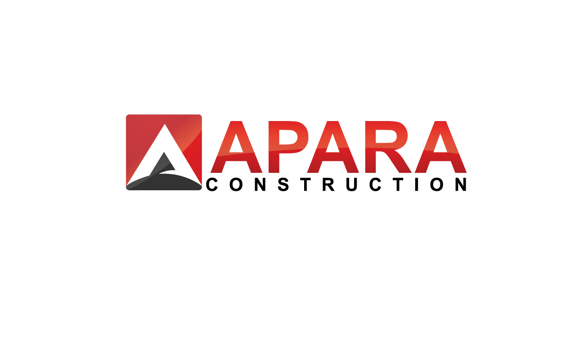 Logo Design by Logo Solution - Entry No. 36 in the Logo Design Contest Apara Construction Logo Design.