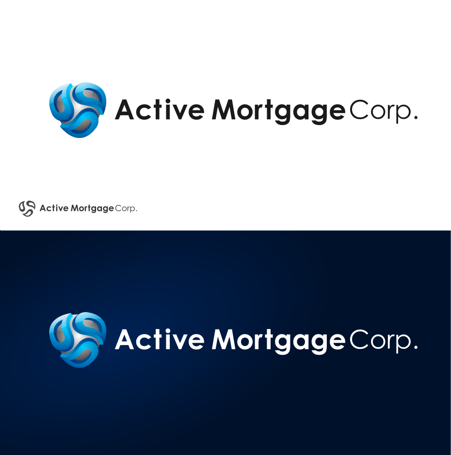 Logo Design by Private User - Entry No. 66 in the Logo Design Contest Active Mortgage Corp..