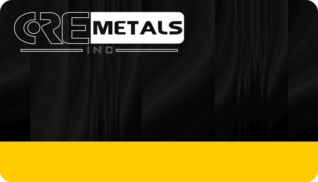 Logo Design by Crispin Jr Vasquez - Entry No. 12 in the Logo Design Contest New Logo Design for Core Metals Inc.
