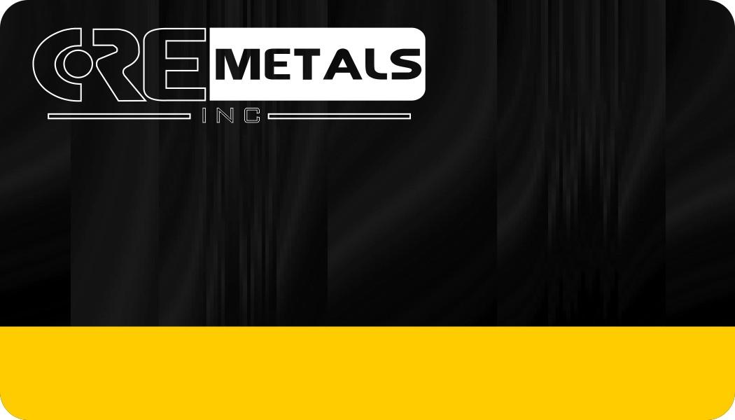 Logo Design by Crispin Jr Vasquez - Entry No. 12 in the Logo Design Contest New Logo Design for Core Metals Inc.