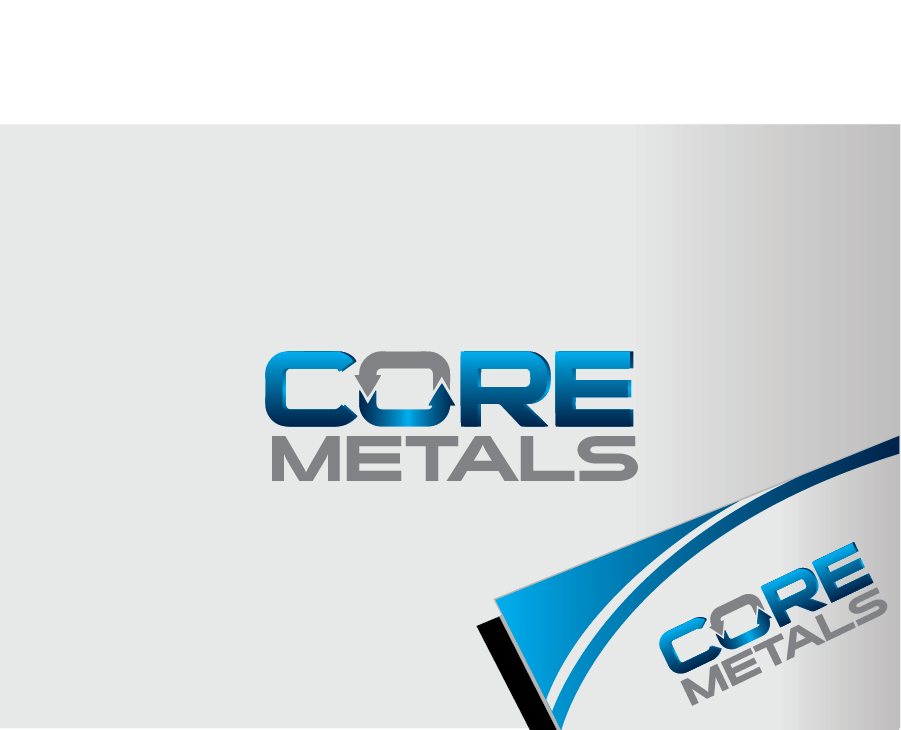 Logo Design by Private User - Entry No. 20 in the Logo Design Contest New Logo Design for Core Metals Inc.