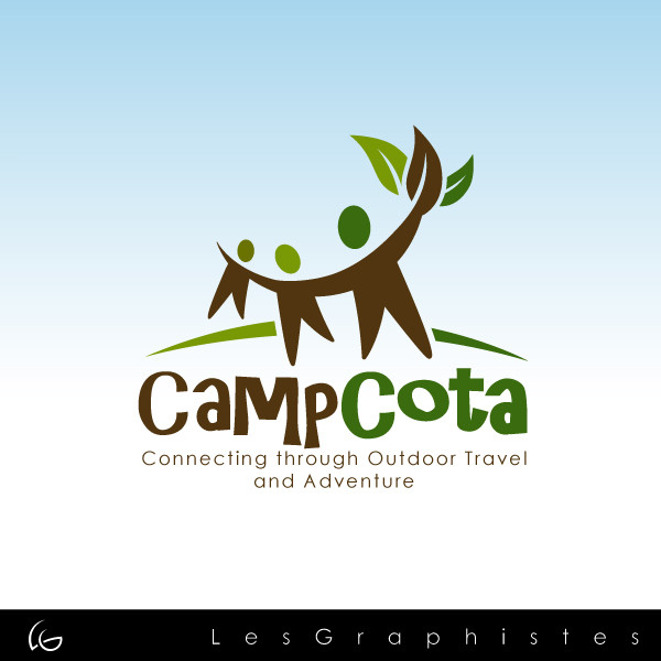 Logo Design by Les-Graphistes - Entry No. 92 in the Logo Design Contest CAMP COTA.