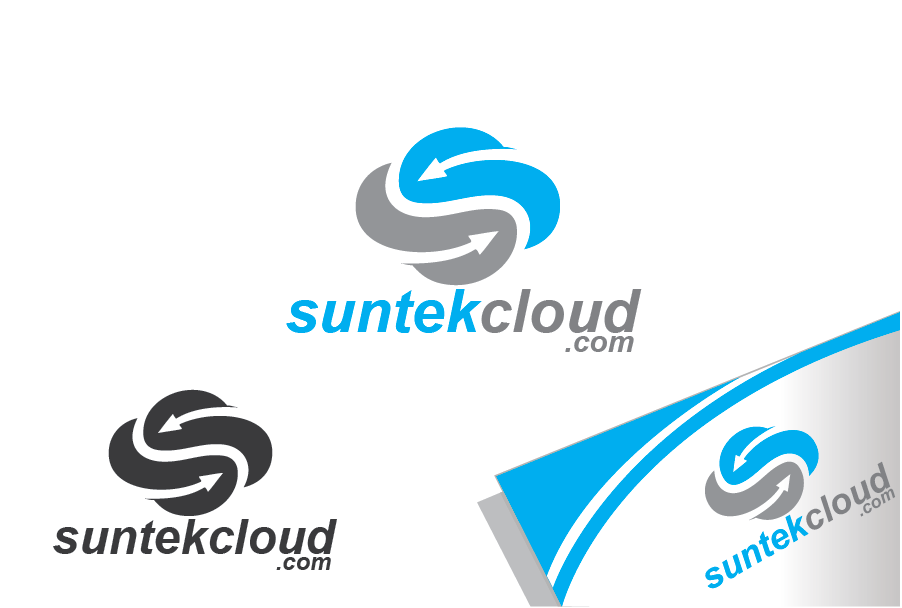 Logo Design by Private User - Entry No. 2 in the Logo Design Contest Imaginative Logo Design for suntekcloud.com.