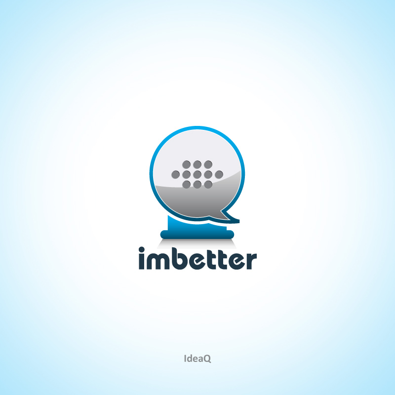 Logo Design by Private User - Entry No. 7 in the Logo Design Contest Imaginative Logo Design for imbetter.