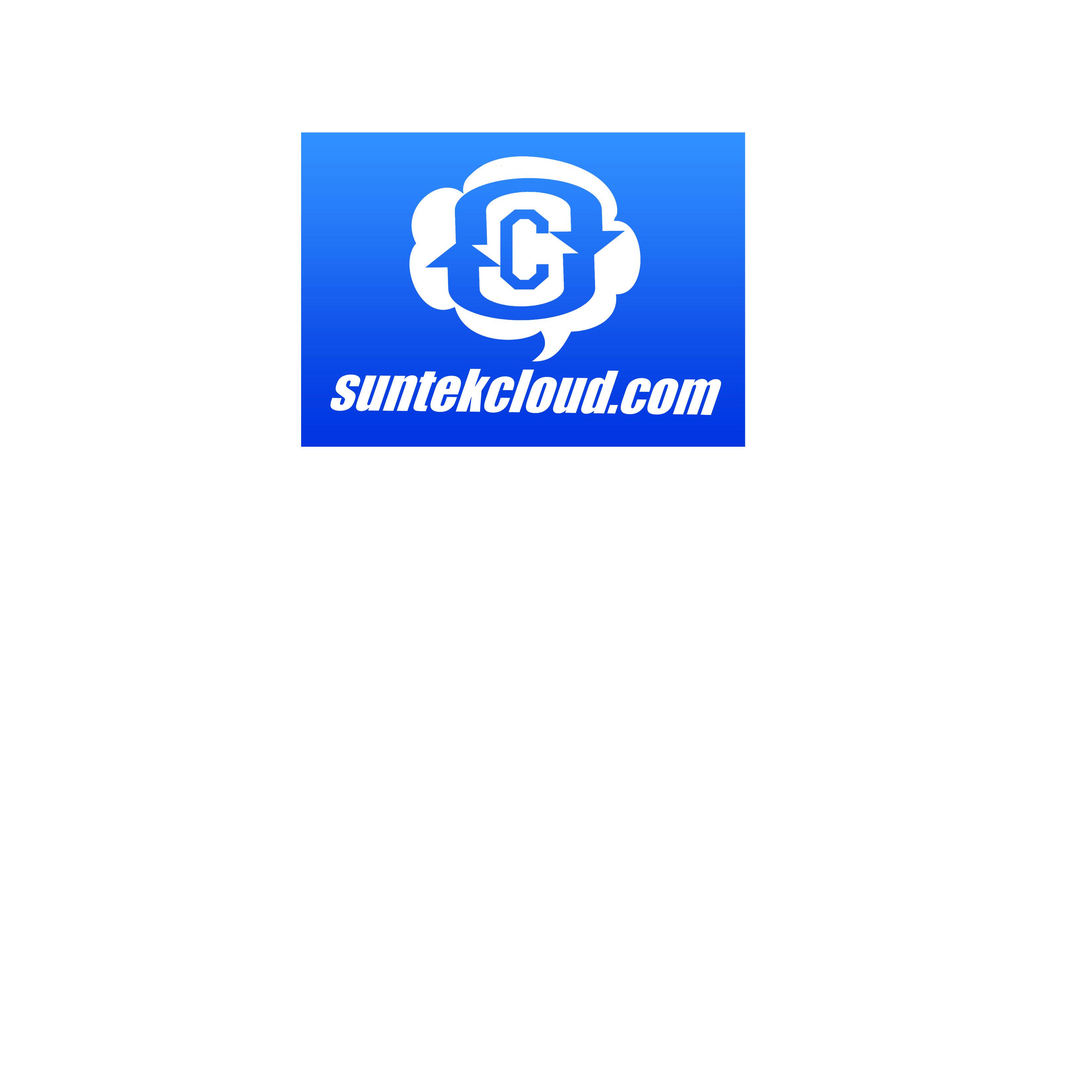 Logo Design by Alan Esclamado - Entry No. 5 in the Logo Design Contest Imaginative Logo Design for suntekcloud.com.