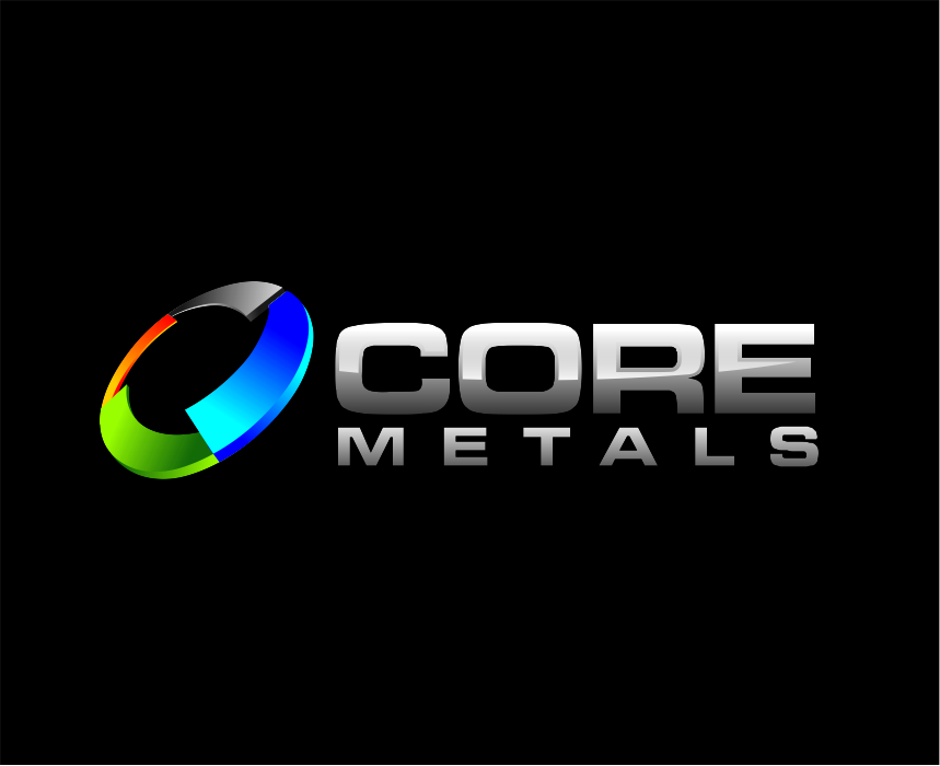 Logo Design by Reivan Ferdinan - Entry No. 24 in the Logo Design Contest New Logo Design for Core Metals Inc.