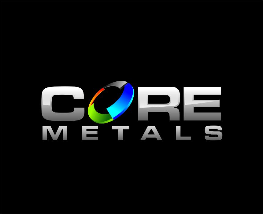 Logo Design by Reivan Ferdinan - Entry No. 25 in the Logo Design Contest New Logo Design for Core Metals Inc.