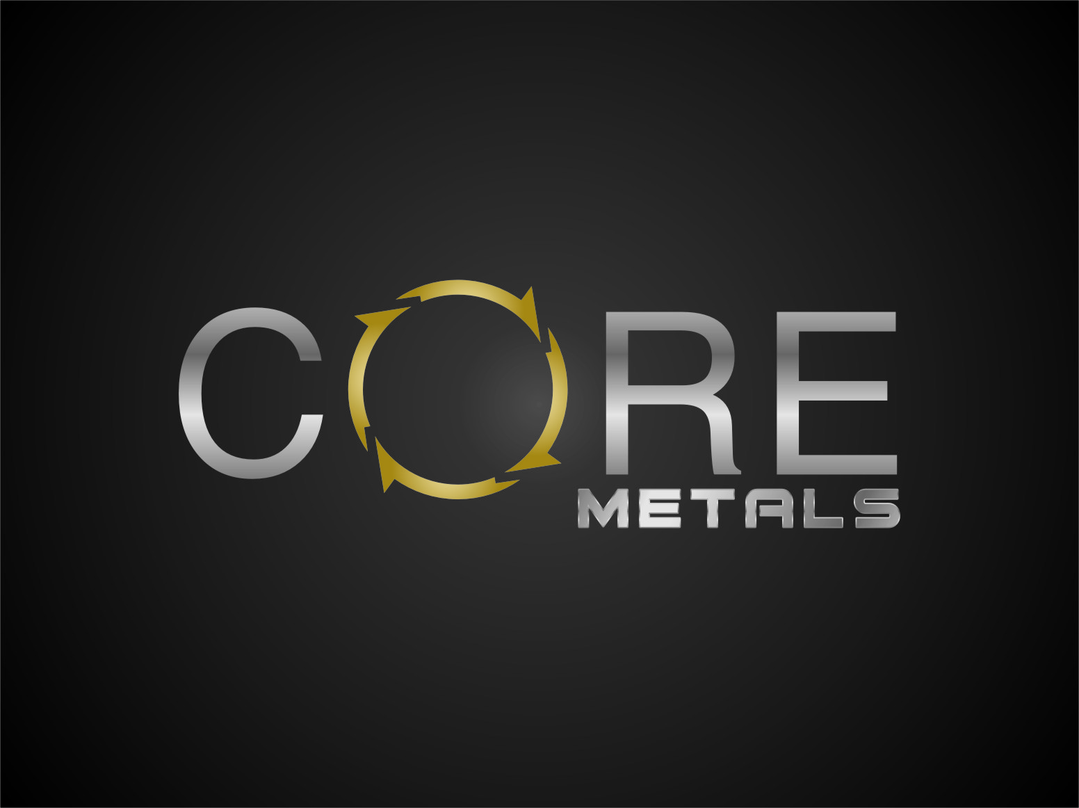 Logo Design by RasYa Muhammad Athaya - Entry No. 29 in the Logo Design Contest New Logo Design for Core Metals Inc.