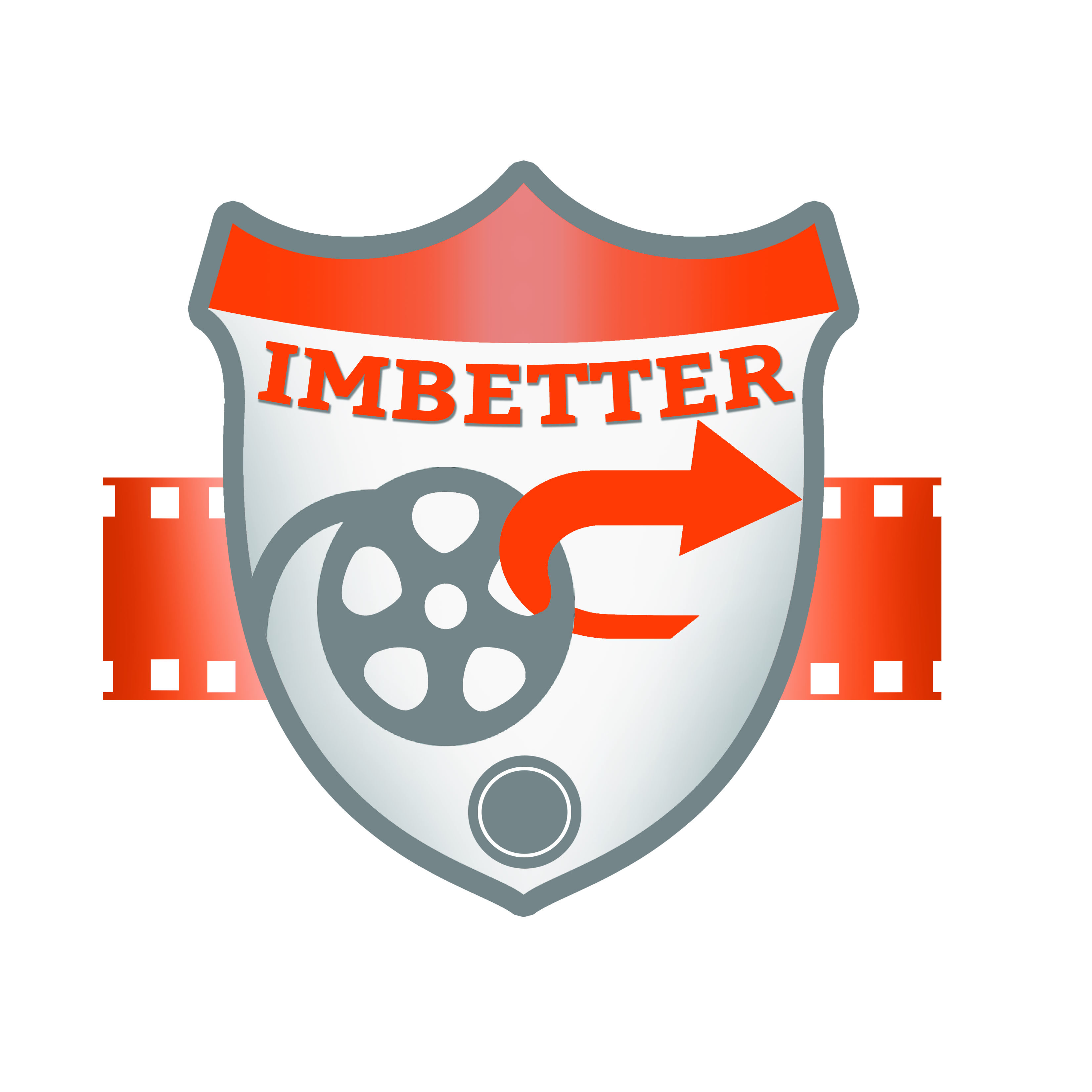 Logo Design by Alan Esclamado - Entry No. 10 in the Logo Design Contest Imaginative Logo Design for imbetter.