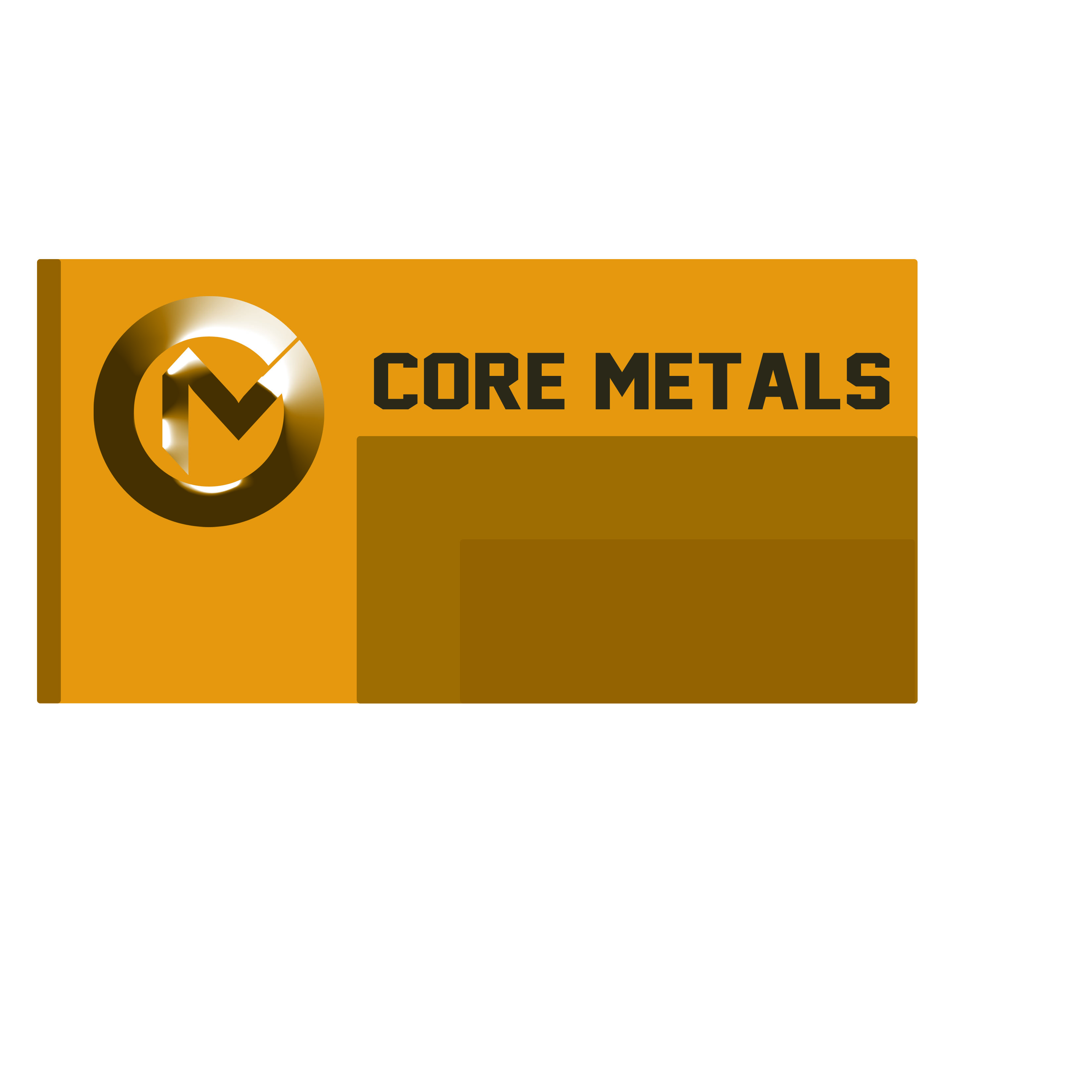 Logo Design by Alan Esclamado - Entry No. 34 in the Logo Design Contest New Logo Design for Core Metals Inc.