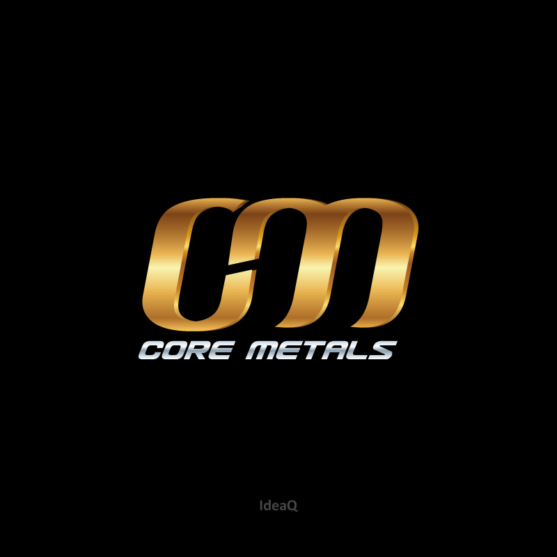 Logo Design by Private User - Entry No. 37 in the Logo Design Contest New Logo Design for Core Metals Inc.