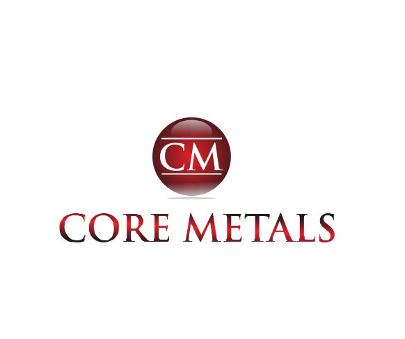 Logo Design by ronny - Entry No. 42 in the Logo Design Contest New Logo Design for Core Metals Inc.