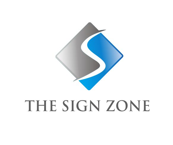 Logo Design by ronny - Entry No. 1 in the Logo Design Contest Fun Logo Design for The Sign Zone.