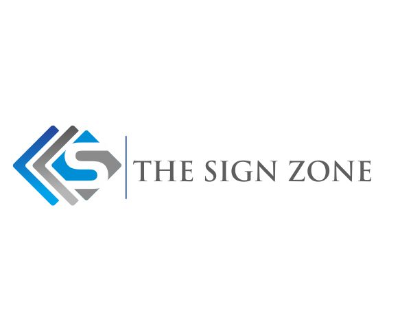 Logo Design by ronny - Entry No. 2 in the Logo Design Contest Fun Logo Design for The Sign Zone.
