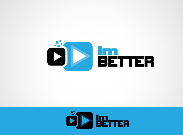 Logo Design by Jan Chua - Entry No. 12 in the Logo Design Contest Imaginative Logo Design for imbetter.
