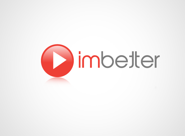 Logo Design by Jan Chua - Entry No. 14 in the Logo Design Contest Imaginative Logo Design for imbetter.