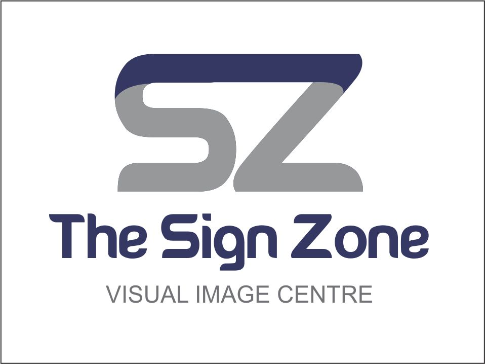Logo Design by Private User - Entry No. 7 in the Logo Design Contest Fun Logo Design for The Sign Zone.