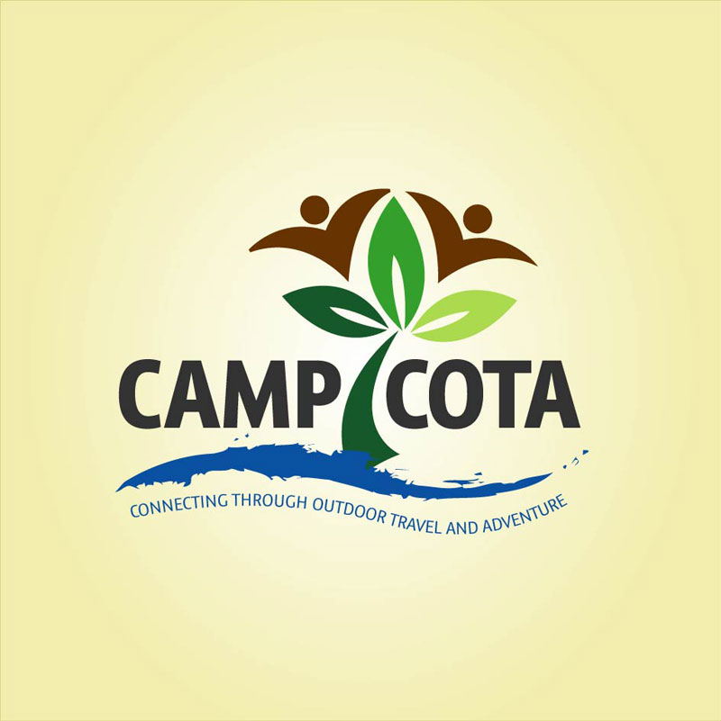 Logo Design by Zisis-Papalexiou - Entry No. 100 in the Logo Design Contest CAMP COTA.