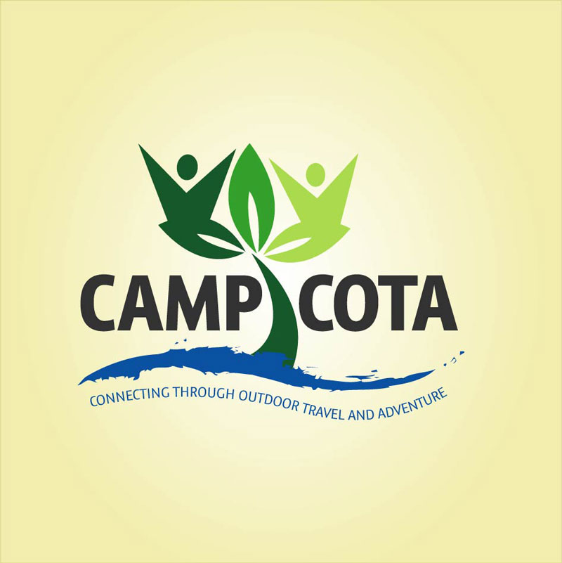 Logo Design by Zisis-Papalexiou - Entry No. 101 in the Logo Design Contest CAMP COTA.