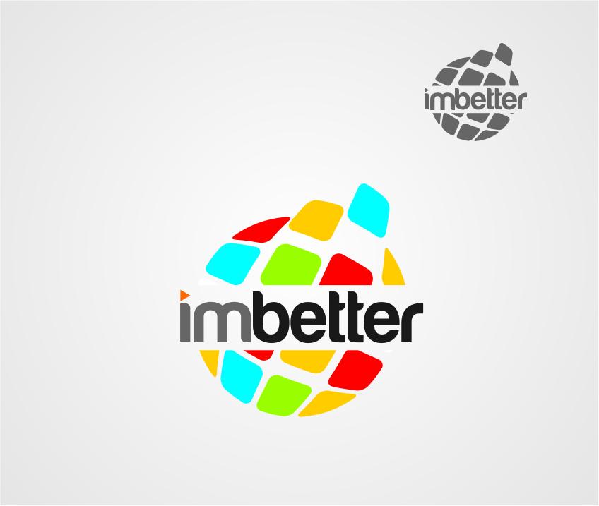 Logo Design by Reivan Ferdinan - Entry No. 19 in the Logo Design Contest Imaginative Logo Design for imbetter.