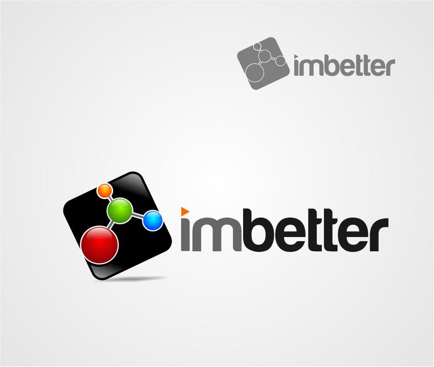 Logo Design by Reivan Ferdinan - Entry No. 20 in the Logo Design Contest Imaginative Logo Design for imbetter.