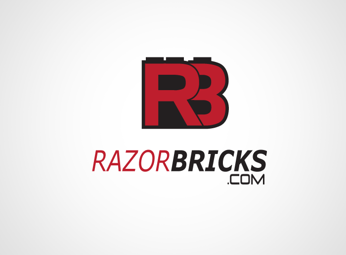 Logo Design by Jan Chua - Entry No. 75 in the Logo Design Contest Unique Logo Design Wanted for razorbricks.com.