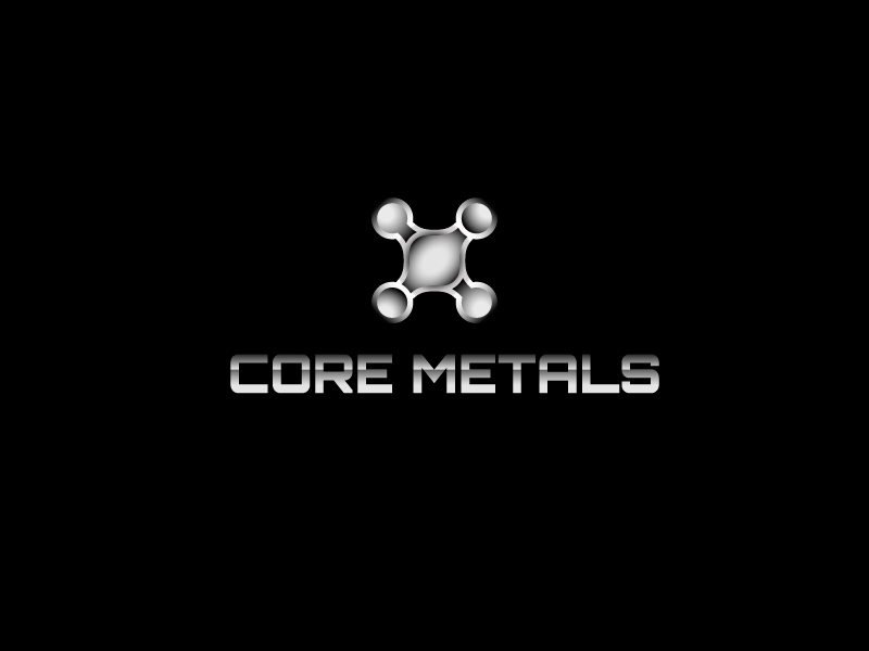 Logo Design by Private User - Entry No. 49 in the Logo Design Contest New Logo Design for Core Metals Inc.