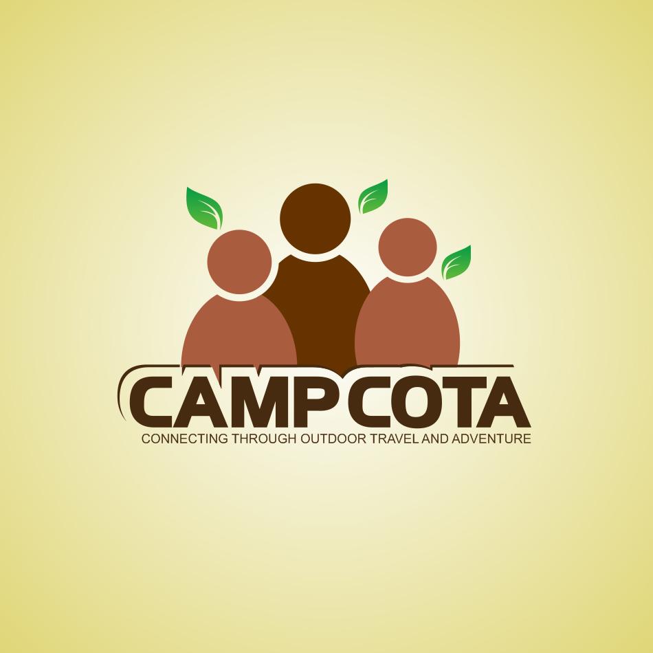 Logo Design by LukeConcept - Entry No. 104 in the Logo Design Contest CAMP COTA.