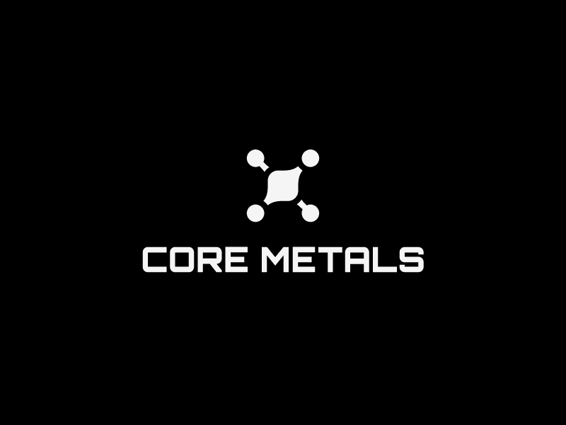 Logo Design by Private User - Entry No. 50 in the Logo Design Contest New Logo Design for Core Metals Inc.