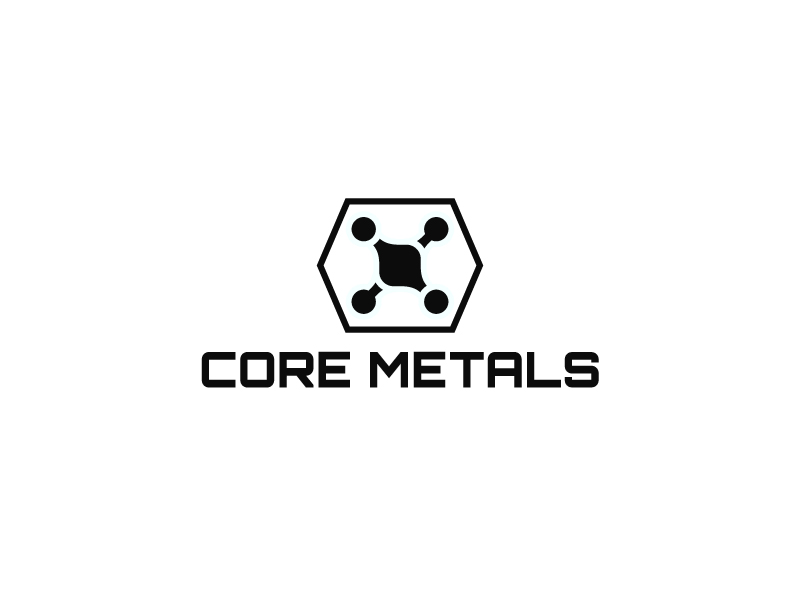 Logo Design by Private User - Entry No. 52 in the Logo Design Contest New Logo Design for Core Metals Inc.