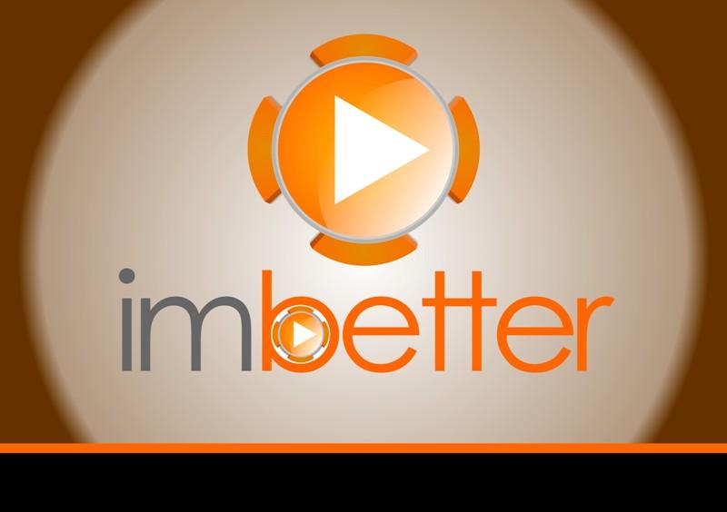 Logo Design by Crispin Jr Vasquez - Entry No. 27 in the Logo Design Contest Imaginative Logo Design for imbetter.