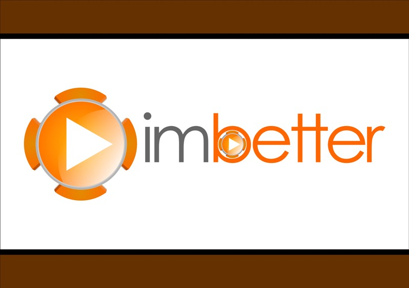 Logo Design by Crispin Jr Vasquez - Entry No. 28 in the Logo Design Contest Imaginative Logo Design for imbetter.