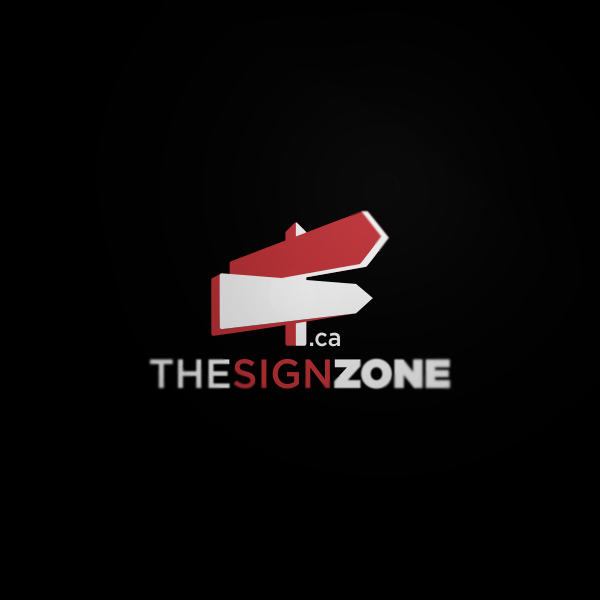 Logo Design by Private User - Entry No. 24 in the Logo Design Contest Fun Logo Design for The Sign Zone.
