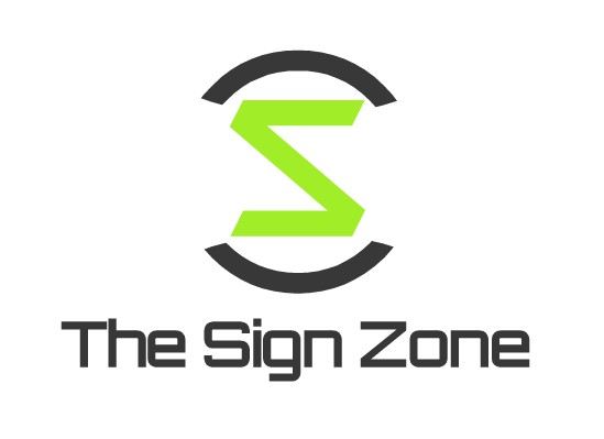 Logo Design by Ismail Adhi Wibowo - Entry No. 26 in the Logo Design Contest Fun Logo Design for The Sign Zone.