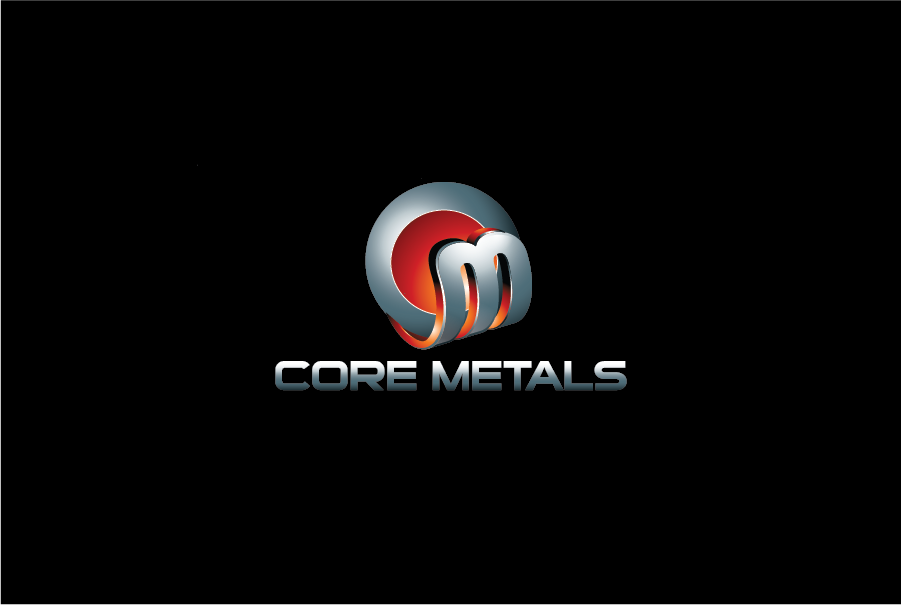 Logo Design by brands_in - Entry No. 57 in the Logo Design Contest New Logo Design for Core Metals Inc.